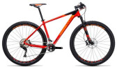 Mountainbike Cube Reaction GTC SL 2x red´n´flashorange
