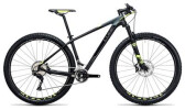 Mountainbike Cube Reaction GTC SL 2x carbon´n´flashyellow