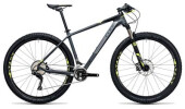 Mountainbike Cube Reaction GTC Pro 2x grey´n´flashyellow