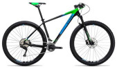 Mountainbike Cube Reaction GTC 2x carbon´n´green