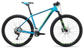 Mountainbike Cube LTD SL 2x blue´n´green