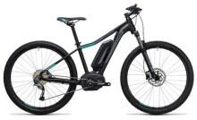 E-Bike Cube Access WLS Hybrid ONE 400 black´n´blue