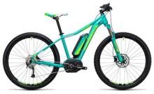 E-Bike Cube Access WLS Hybrid ONE 400 mint´n´green