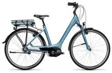 E-Bike Cube Travel Hybrid ONE RT 500 bluegreen´n´blue