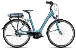 E-Bike Cube Travel Hybrid ONE 500 bluegreen´n´blue