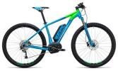 E-Bike Cube Reaction Hybrid ONE 500 blue´n´flashgreen