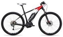E-Bike Cube Reaction Hybrid ONE 400 black´n´white