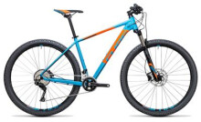 Mountainbike Cube Acid 2x blue´n´flashorange