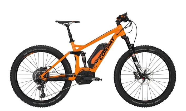 E-Bike Conway EMF 527 Plus 2017