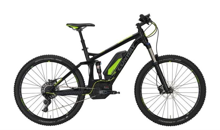E-Bike Conway EMF 327 2017