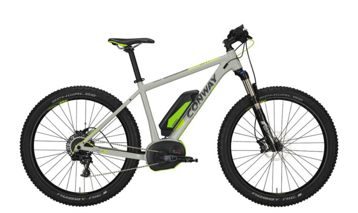 E-Bike Conway EMR 327 Plus 2017