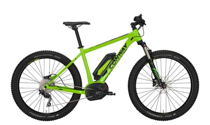 E-Bike Conway EMR 227 Plus 2017