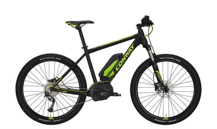 E-Bike Conway EMR 227 SE 2017