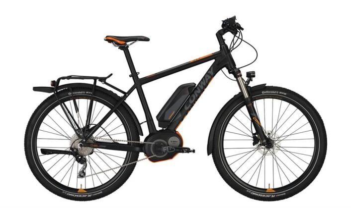 E-Bike Conway EMC 327 2017