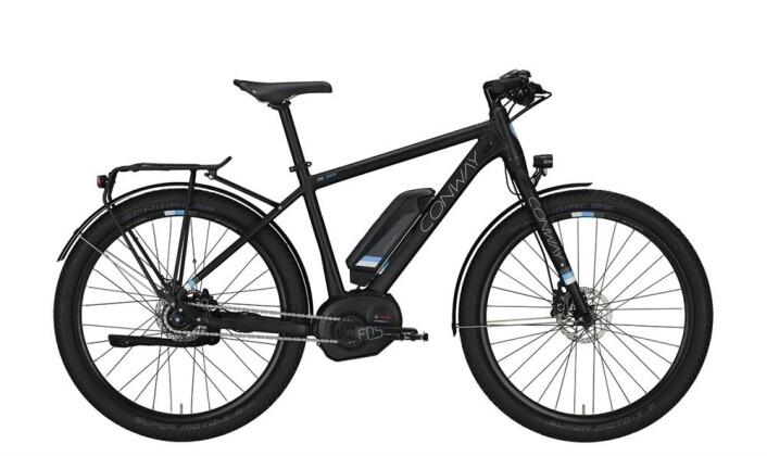 E-Bike Conway EMR Urban City 2017