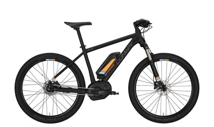 E-Bike Conway EMR Urban Sport 2017