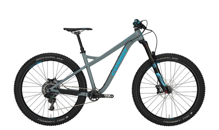 Mountainbike Conway MT 827 PLUS 2017