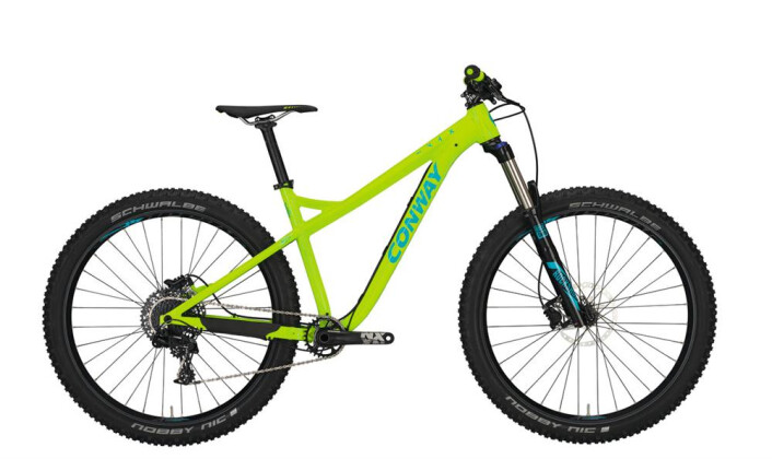 Mountainbike Conway MT 627 PLUS 2017