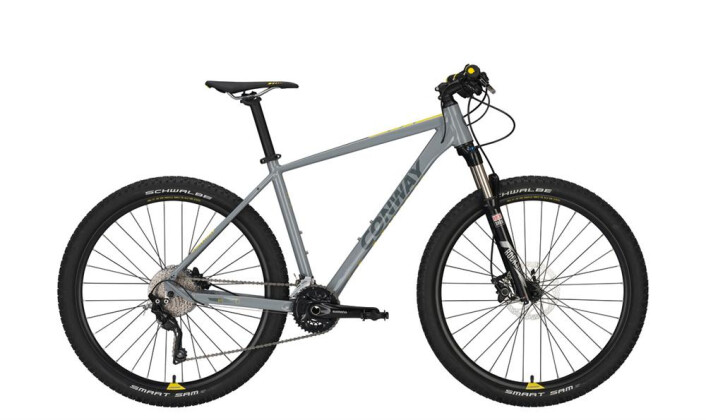 Mountainbike Conway MS 727 2017