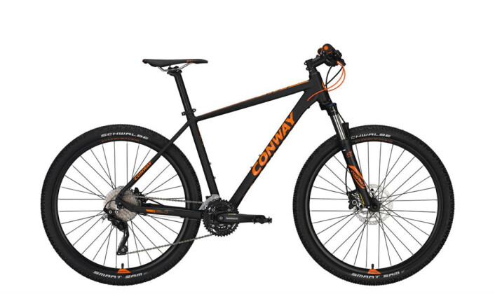Mountainbike Conway MS 627 2017