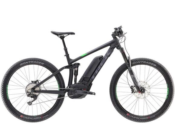 E-Bike Trek Powerfly 8 FS Plus 2017