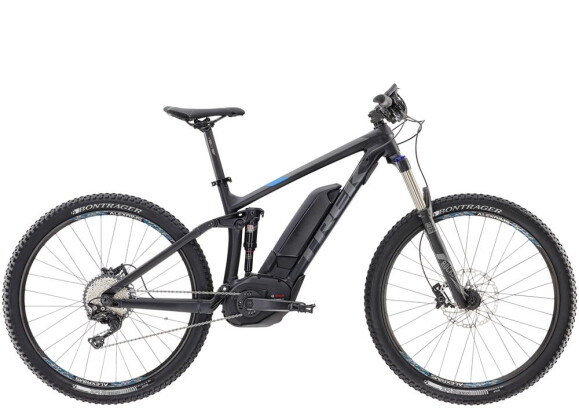 E-Bike Trek Powerfly 7 FS 2017
