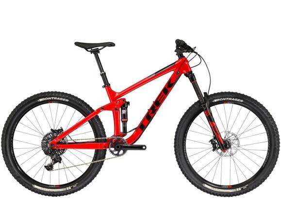 Mountainbike Trek Remedy 9 Race Shop Limited 2017