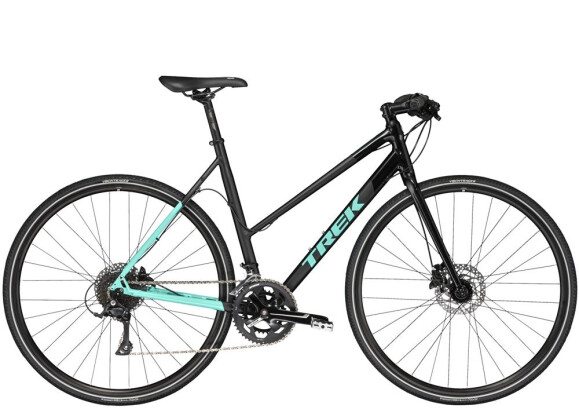 Urban-Bike Trek ZEKTOR 3 STAGGER US 2017