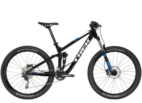Mountainbike Trek Fuel EX 5 27.5 Plus 2017