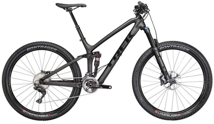 Mountainbike Trek Fuel EX 9.8 27.5 Plus 2017