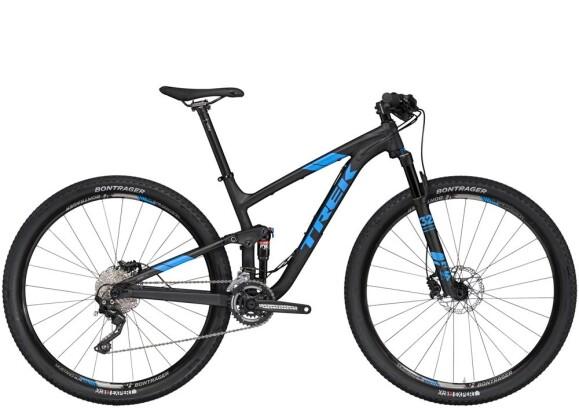 Mountainbike Trek Top Fuel 8 2017