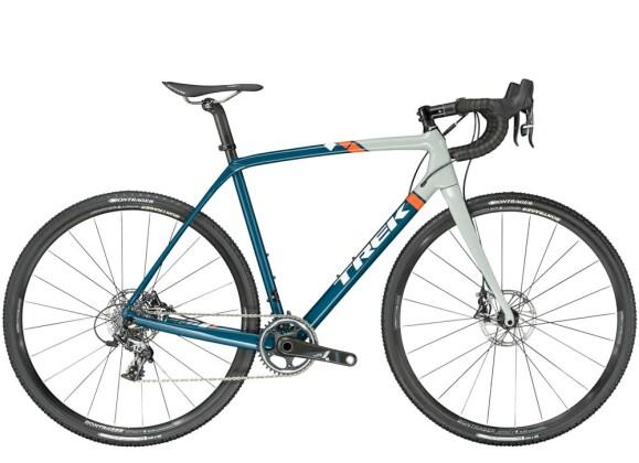 Rennrad Trek Boone 7 Disc 2017