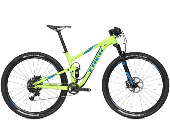 Mountainbike Trek Top Fuel 9 2017