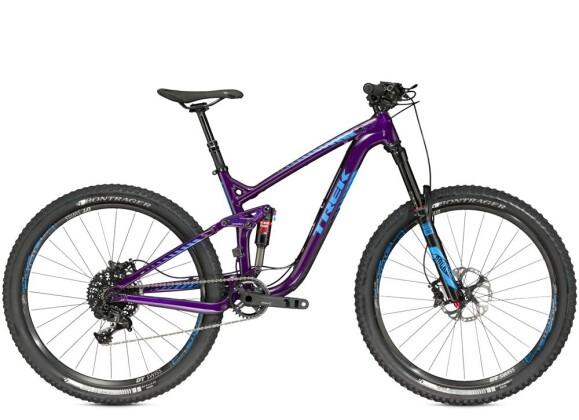 Mountainbike Trek Remedy 9 27.5 2017