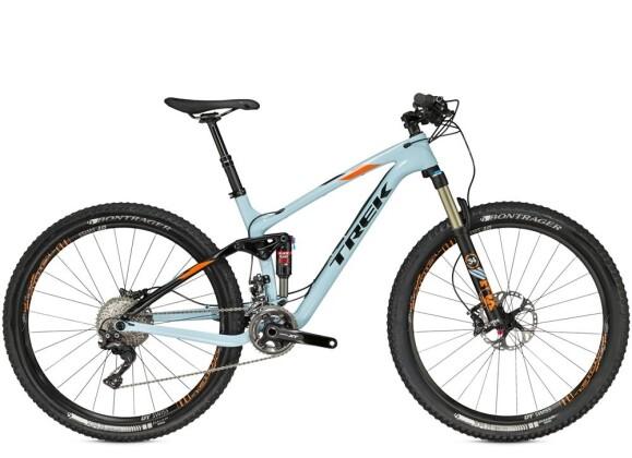 Mountainbike Trek Fuel EX 9.8 27.5 2017