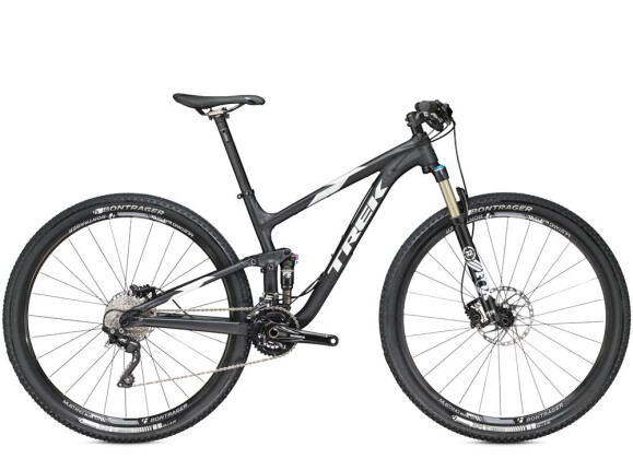 Mountainbike Trek Top Fuel 8 2017
