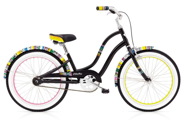 Kinder / Jugend Electra Bicycle Savannah 1 20in Girls' 2017