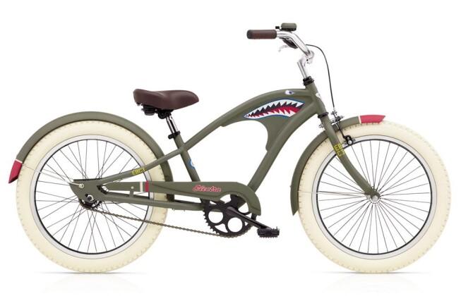 Kinder / Jugend Electra Bicycle Tiger Shark 1 20in Boys' 2018