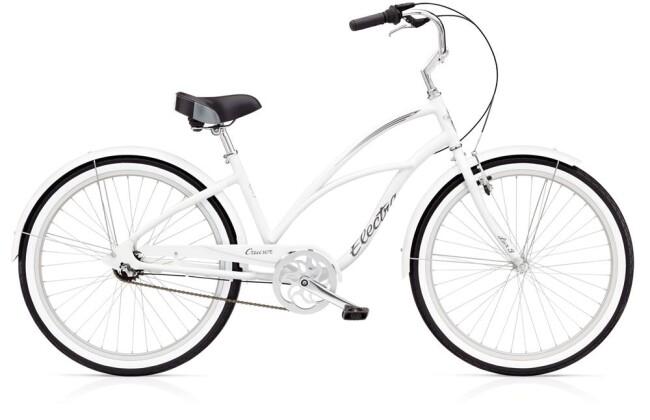Cruiser-Bike Electra Bicycle Cruiser Lux 3i Ladies' 2017