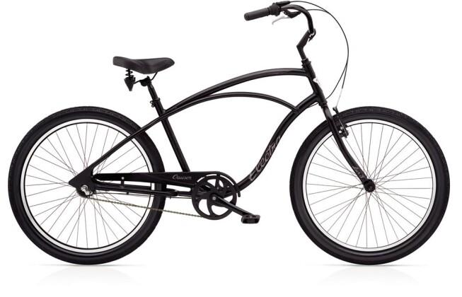 Cruiser-Bike Electra Bicycle Cruiser Lux 3i Men's 2017