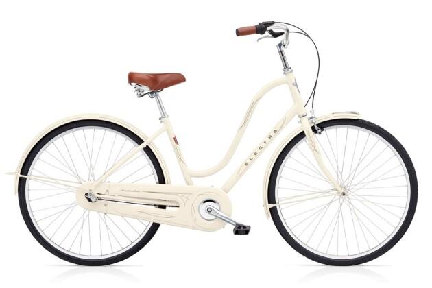 Hollandrad Electra Bicycle Amsterdam Original 3i Ladies' 2017