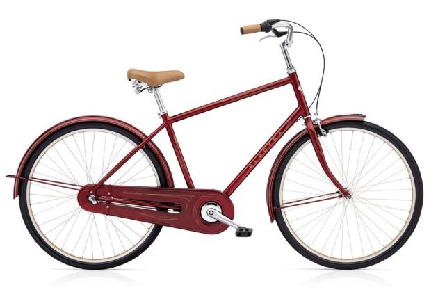Hollandrad Electra Bicycle Amsterdam Original 3i Men's 2017