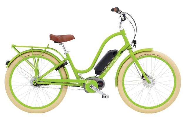 E-Bike Electra Bicycle Townie Go! 8i Ladies' Non-US 2017