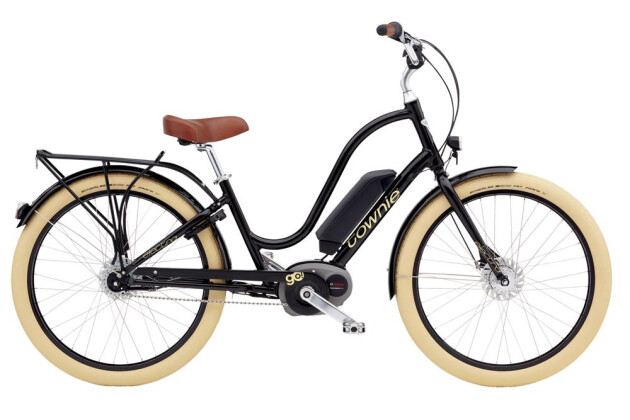 E-Bike Electra Bicycle Townie Go! 8i Ladies' Non-US 2018