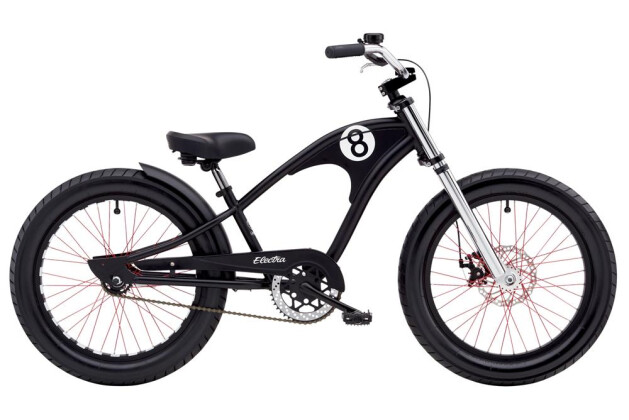 Kinder / Jugend Electra Bicycle Straight 8 3i 20in Boys' 2017