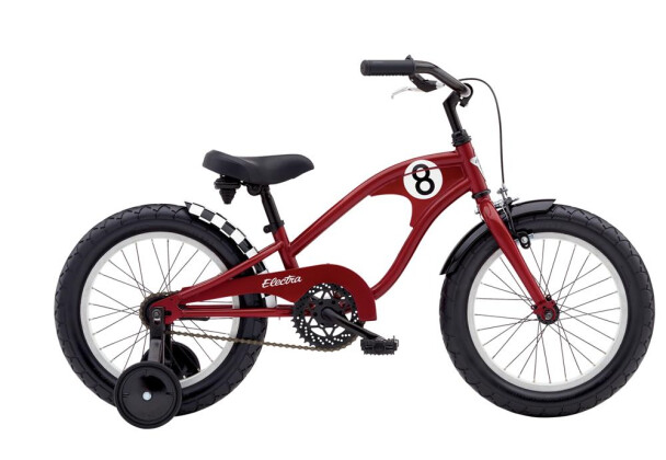Kinder / Jugend Electra Bicycle Straight 8 1 16in Boys' EU 2017