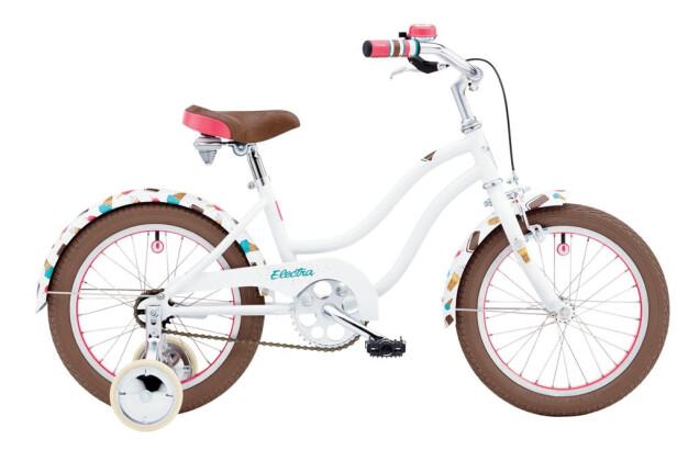 Kinder / Jugend Electra Bicycle SOFT SERVE 1 16IN GIRLS' 2018