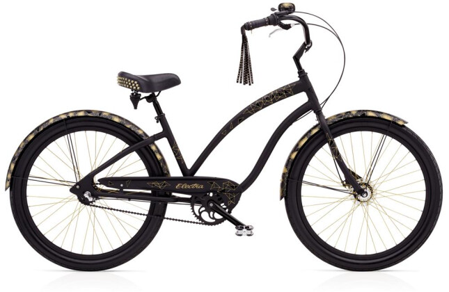 Cruiser-Bike Electra Bicycle Glam Punk 3i Ladies' 2017