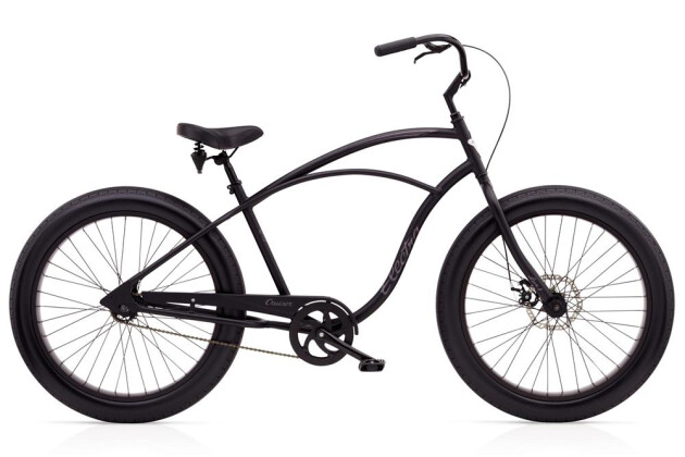 Cruiser-Bike Electra Bicycle Cruiser Lux Fat 1 Men's 2017