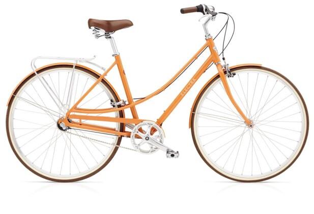 Urban-Bike Electra Bicycle Loft 3i Ladies' 2017